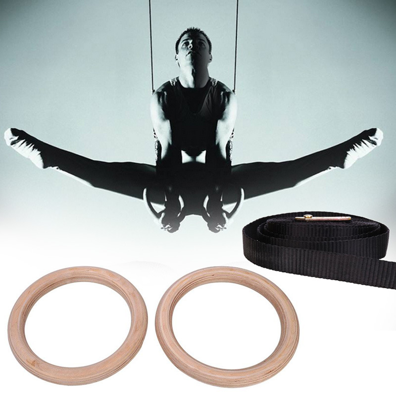 Gymnastic Ring Exercise Rings 2018 Gymnastic