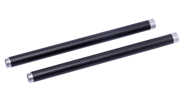 F11226-2 2X Carbon Fiber Extention Reach Pole Rod Tube for Feiyu G5 G3 G4 FY-G3 Ultra / FY-G4 Handheld Gimbal Steady for GoproF11226-2 2X Carbon Fiber Extention Reach Pole Rod Tube for Feiyu G5 G3 G4 FY-G3 Ultra / FY-G4 Handheld Gimbal Steady for Gopro
