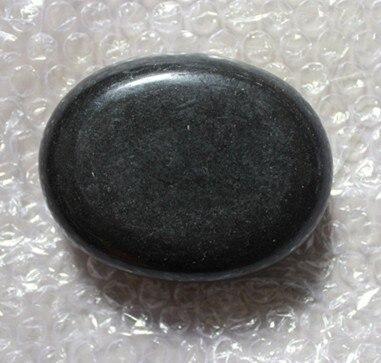 7 см * 9 см Массаж горячими камнями/массаж лавы Natural stone/горячая спа рок базальтового камня