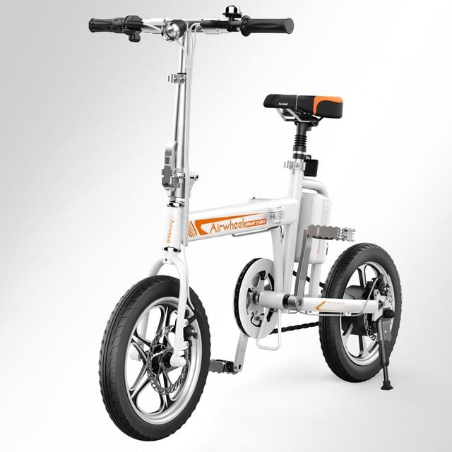 2016 New Original Airwheel R5 Smart Electric Folding Bike Sport