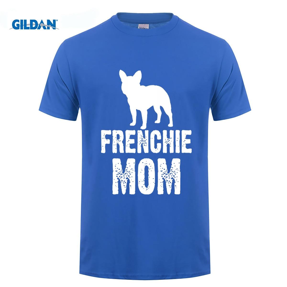 Возьмите frenchie мама Французский бульдог футболка
