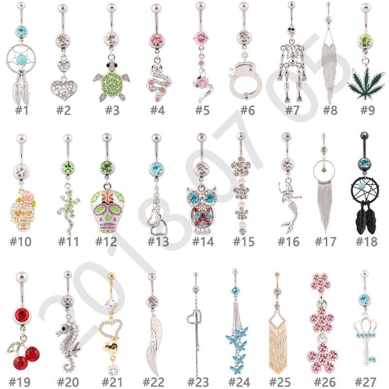 Dix pièces de bijoux mixtes différents ...
