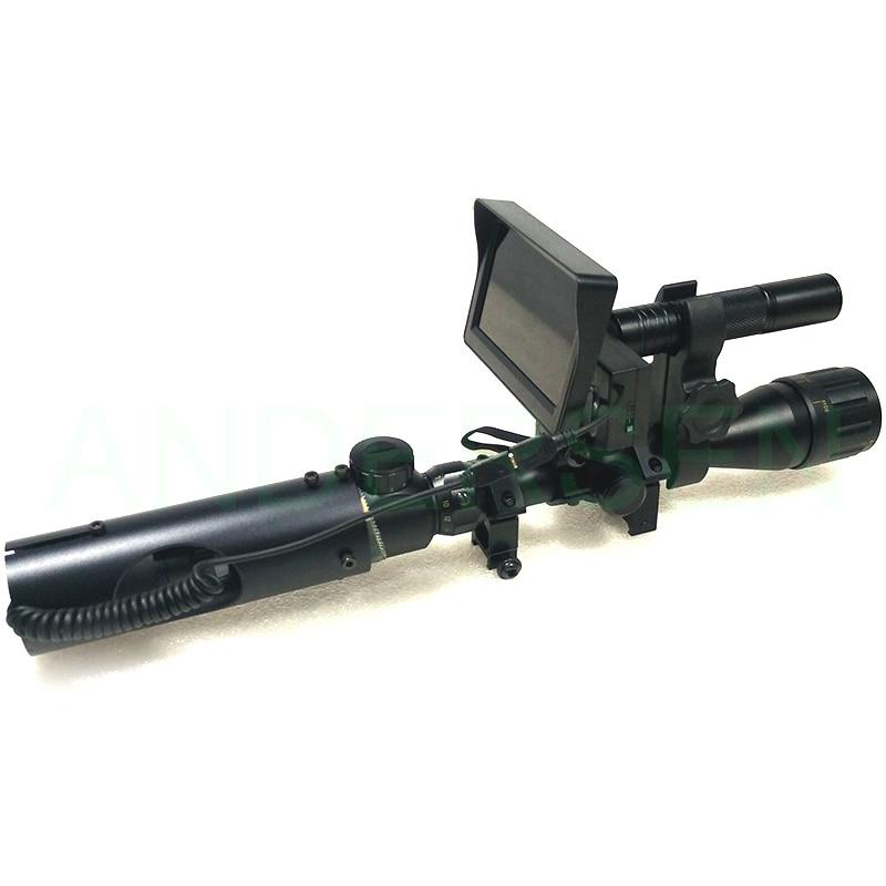 2018 Snayper Zoom Açıq Ovçuluq optikası monokulyar Taktik - Düşərgə və gəzinti - Fotoqrafiya 5