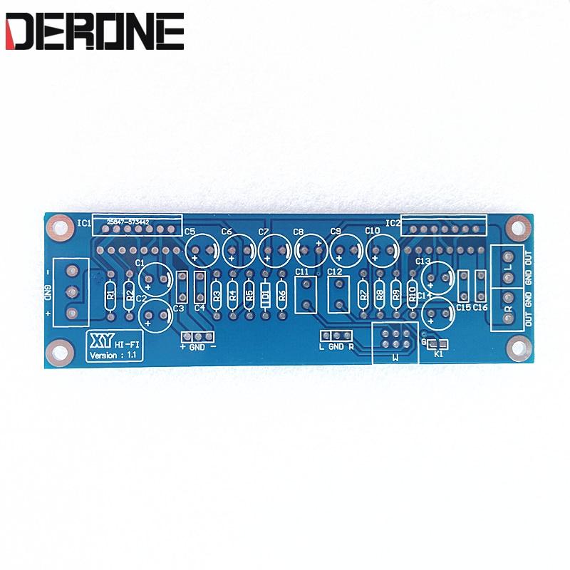 TDA7293 amplificateur de puissance PCB 60 W * 2 (OCL) 120 W * 1 (BTL) 2 canaux TDA7293 carte amplificateur de puissance PCB pour Audiophile bricolageTDA7293 amplificateur de puissance PCB 60 W * 2 (OCL) 120 W * 1 (BTL) 2 canaux TDA7293 carte amplificateur de puissance PCB pour Audiophile bricolage