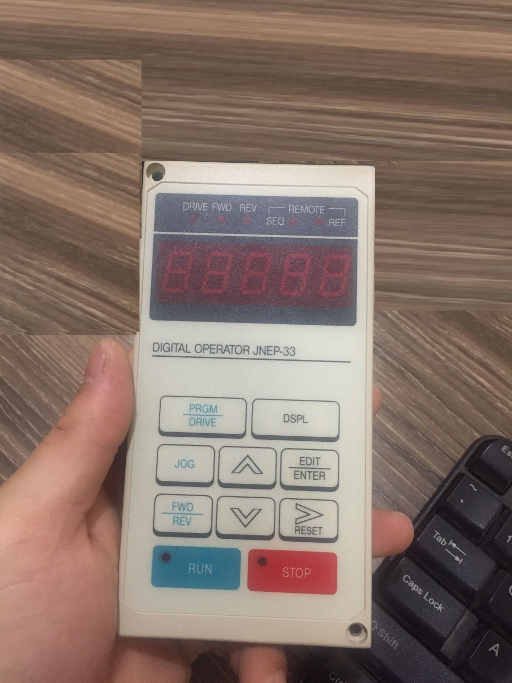 Inverter operation panel JNEP 33
