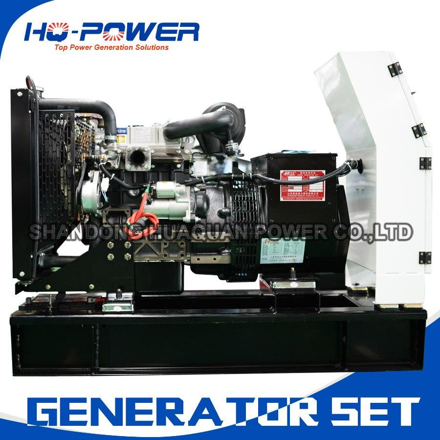 Générateur diesel 30kw avec alternateur synchrone sans brosse à ca à vendre