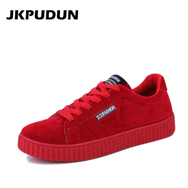 Plate Forme De Mode Hommes Jkpudun Creepers Chaussures Britannique YWe9IEDH2
