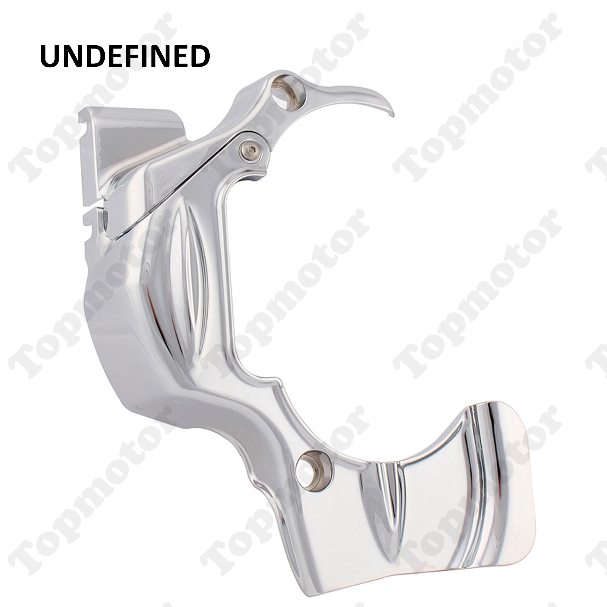 Motorcycle Bike Chrome Transmission Shroud Cover Trim For Harley Touring Road King Electra Glide 2009 2010 2011-2016 UNDEFINED светлана лаврова собака фрося и ее люди
