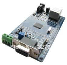 Микрочип pic18f66j60 макетная плата ethernet rs485 rs232