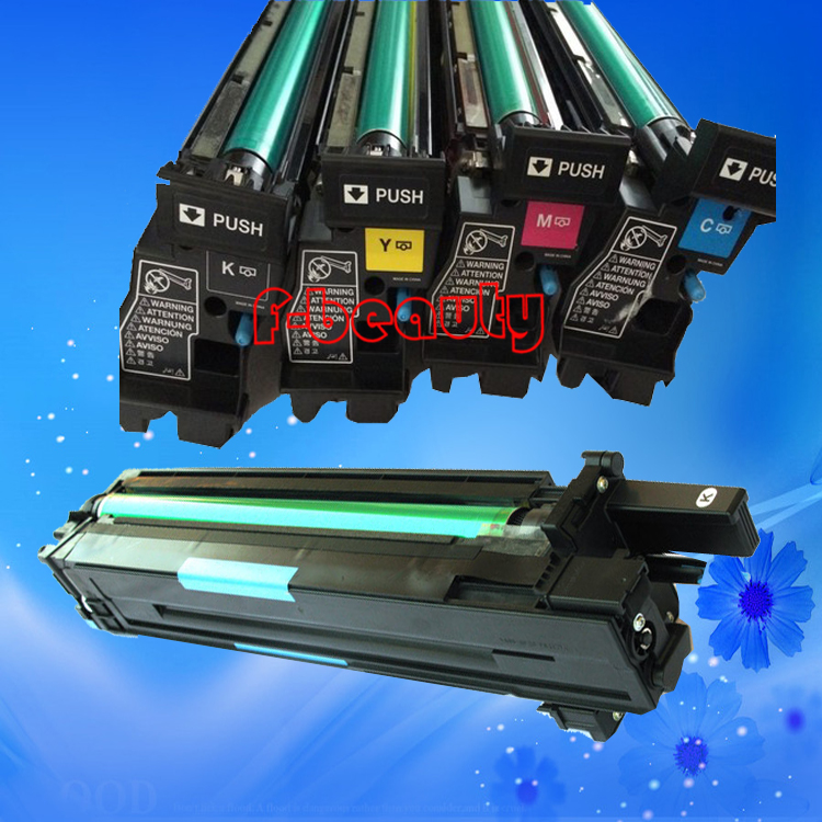 High Quality New IU310 Drum Unit Compatible For Konica C350 C351 C450 Developer BK/C/M/Y 4pcs/set developer unit dv512 compatible konica minolta bizhub c224 c284 c364 c454 c554 bk m c y 4pcs lot