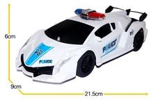 Четыре способа дистанционного управления автомобиль игрушки для детей с огнями