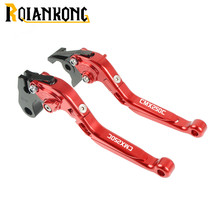 For Honda Rebel CMX250C 1987 CNC Aluminum Motorcycle Accessories Folding Extendable Brake Clutch Levers