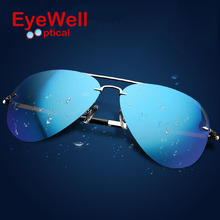 New men's sunglasses men and women tide people color film toad sunglasses fashion retro polarized mirror UV400 glasses 5803