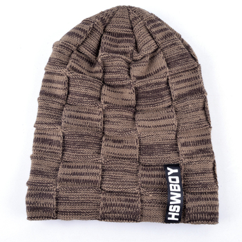 Fashion Patched Beanie 1