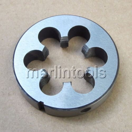 1 3/8 - 6 10 12 14 16 18 20 24 28 Right hand Thread Die 1 4 20 5 16 18 3 8 16 unc screw thread round die tools 3 pcs