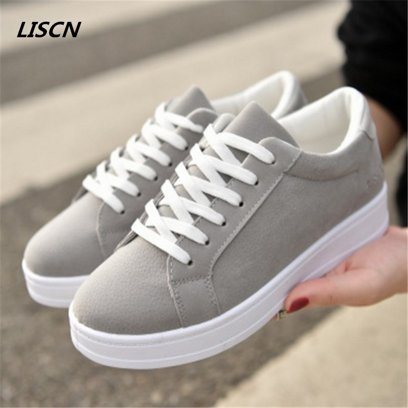 цена на shoes woman Flats Brands casual shoes fashion woman Superstar Non-slip thick base chaussure femme zapatos mujer tenis feminino