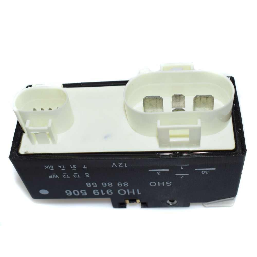 hight resolution of  isance cooling fan relay control switch radiator module 1h0919506 for 92 94 vw corrado passat