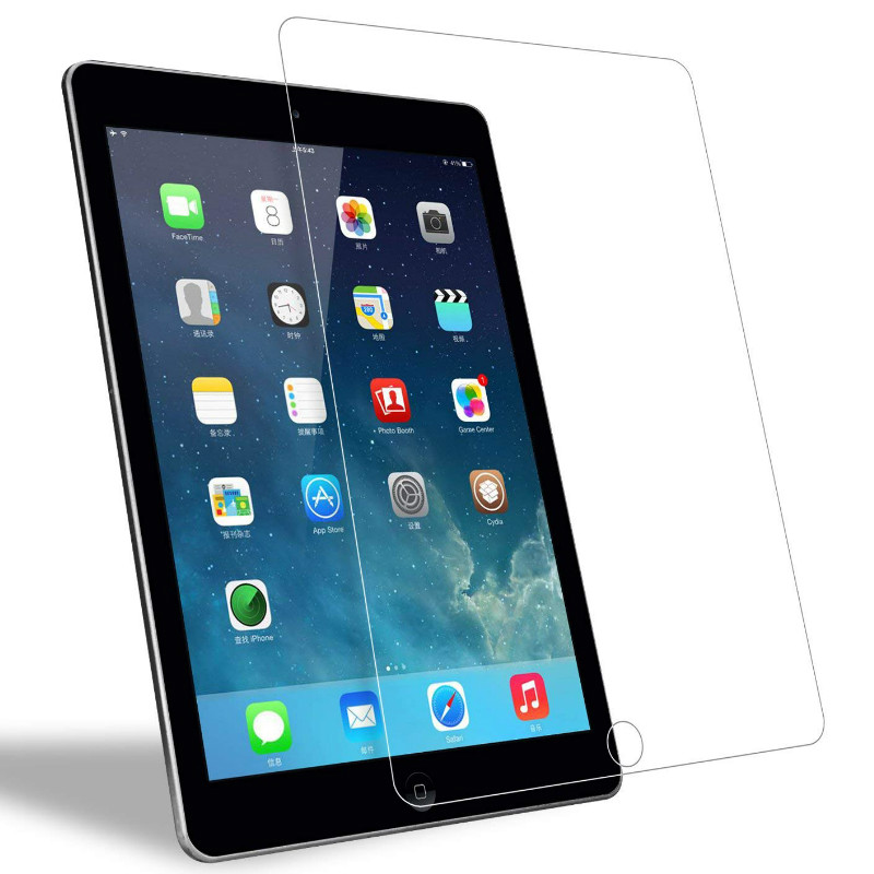 Tempered Glass For Apple New IPad 9.7 2017 2018 Screen Protector Glass For IPad Air 1 2 Pro 9.7 5th 6 Protective Film Guard 9 7