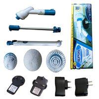 Wireless electric waterproof multifunctional cleaning electric toilet brushs cleaning toilet brush