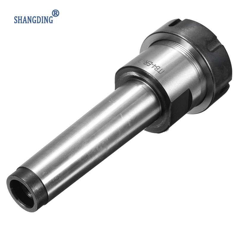 New Arrival MTB4 ER40 MT4 M16 ER40 Drawbar CNC Milling DN65 Carbon Steel Collet Tool Holder Chuck Holder MTB4-ER40 3.5cm x 2 cm new bt40 er32 floating tap holder bt40 tapping collet chuck cnc milling and turn