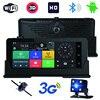 3G 7 Inch Car GPS Navigation Bluetooth Android 5 0 RAM 1G ROM 16G Navigator Av