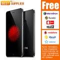 "Оригинал ZTE Nubia Z11 Mini Snapdragon 617 Octa Ядро 5.0 ""1920 Х 1080 Мобильный телефон 4 Г LTE 3 ГБ RAM 64 ГБ ROM 16.0MP На Складе"
