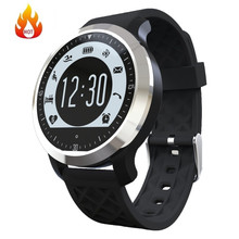 Hot F69 Bluetooth Smart Watch Wrist font b Smartwatch b font for Android IOS Wearable Device