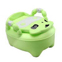 Retail Multifunctional Baby Potty Toilet Training Kids Urinal Boy Girl Plastic Toilet Seat Baby Care Product 6M 4Years