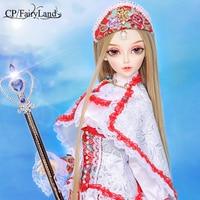 Волшебная страна FL Feeple60 moe Chloe Куклы Силиконовые bjd 1/3 модель тела для девочек и мальчиков глаза смолы