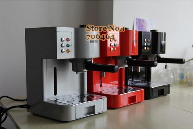 110v/60hz ONLY Semi Automatic Espresso Coffee Maker 15Bar Cappuccino Portable  Coffee Machine Latte