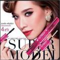 3D Mascara Cosmetic double extension Brand mascara long Eyelash Professional Makeup curving lengthening Waterproof Make up