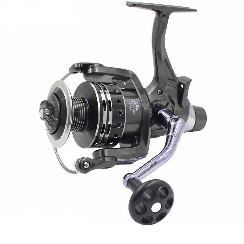 Free runner Reel Bait runner reel 5000 6000 Carp fishing spinning reel Aluminium spool runner