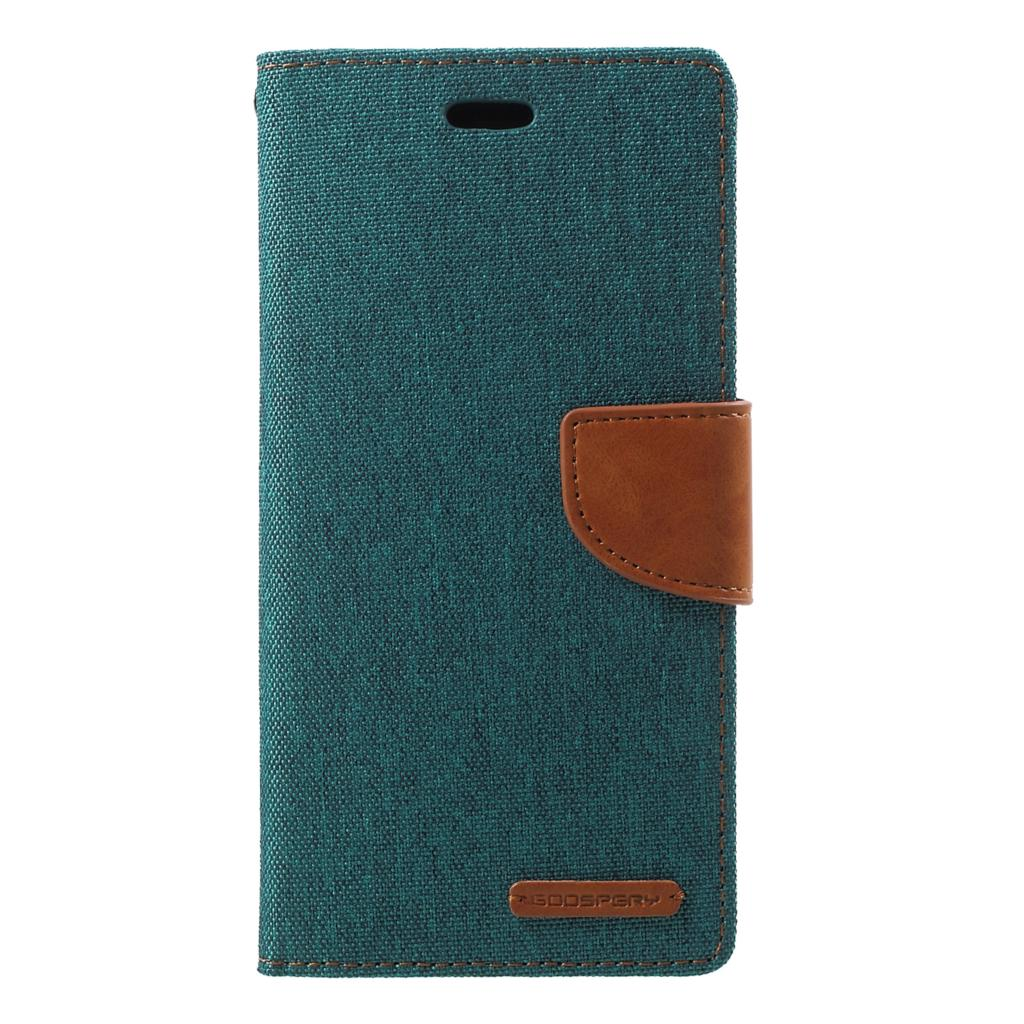 Mercury Goospery For Samsung Galaxy A8 2018 S9 Case Canvas J5 Prime Diary Blue J6 J4 Leather Wallet Phone