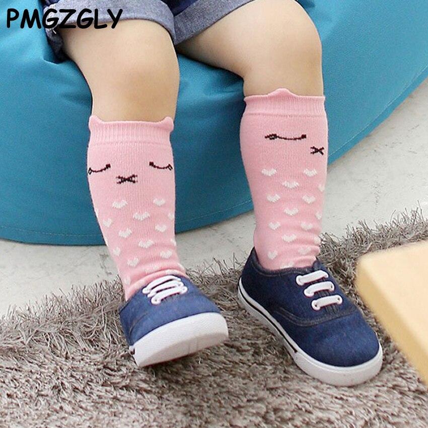 Cartoon-Fox-Kids-baby-Socks-Knee-High-Girl-Boy-Baby-Toddler-Socks-Spring-autumn-Leg-Warmers-Cotton-0-to-6-T-Children-Gifts-1