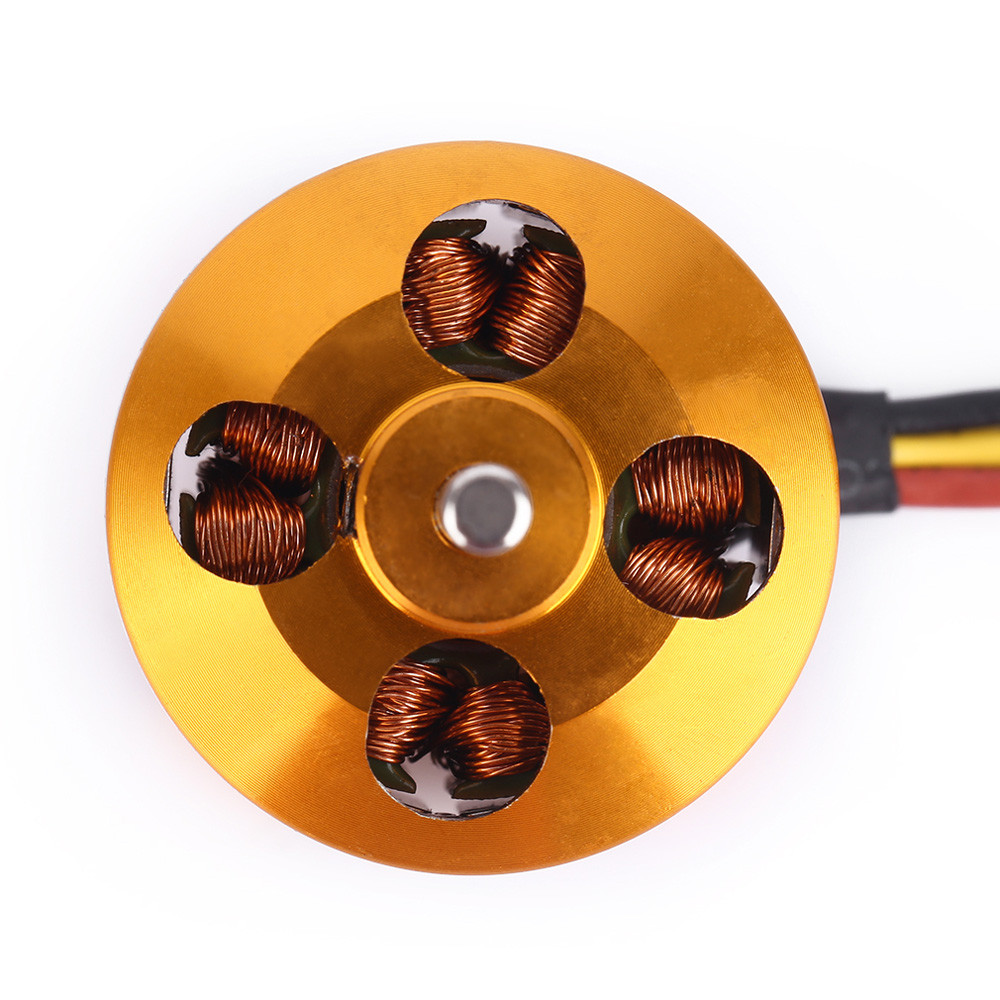 Drone Motor Accessories A2212 1000Kv Brushless Drone Outrunner Motor For Aircraft Helicopter Quadco JU 21