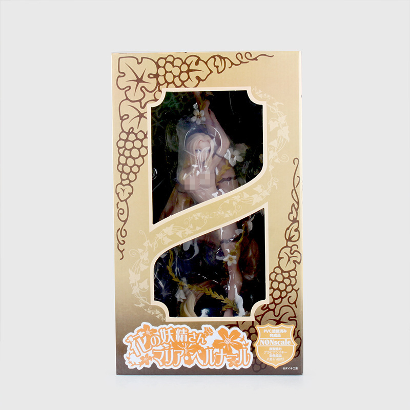 Anime Daiki Kougyou Flower Fairy Maria Bernhardt NON Scale PVC Figure IN Box