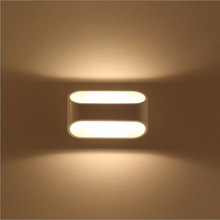 Modern 5W LED Wall Light Indoor Lighting bedroom living room picture stair aisle bedside TV background Wall Lamp bra wall sconce