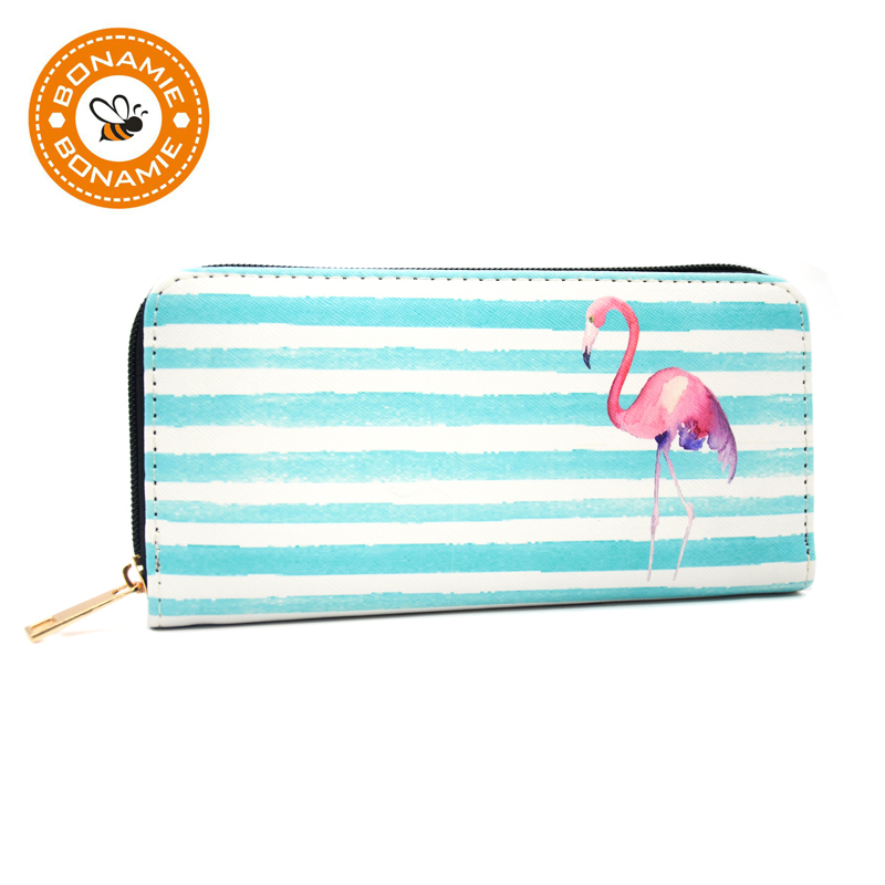 Small Purse Beach Starfish Coconut Tree Hot Coin Wallets for Girls