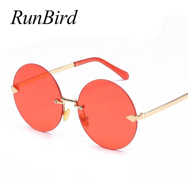 New fahsion frauen sonnenbrille uv400 goggle vintage retro klassische sonnenbrille luxury brand design kreis sonnenbrille weibliche (Typ 2) DeSzmb3vyR