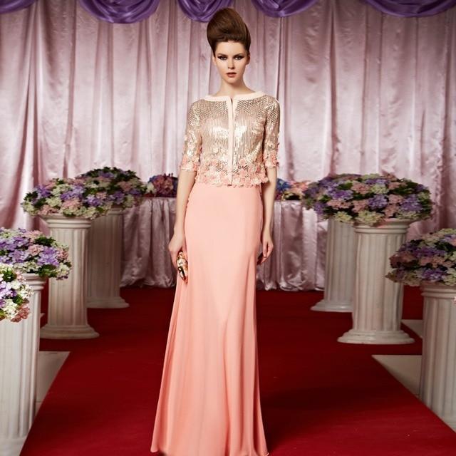 Coniefox 30386 vestido de festa longo Designer arabic evening gowns ...