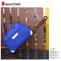Fashion Waterproof Luggage Bag Thick Style Rolling Suitcase Trolley Luggage Women&Men Travel Bags Suitcase with Wheels