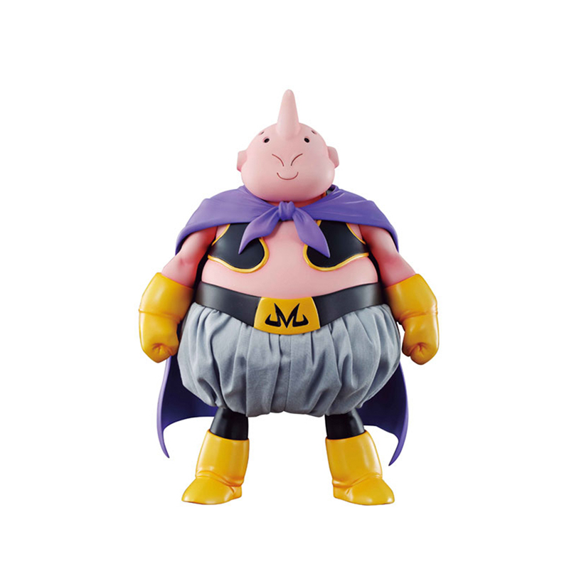 MegaHouse 21CM Anime Dragon Ball Z DOD Majin Buu PVC Action Figure Juguetes Dragon Ball Collectible Model Toys DBZ Figuras cmt aurora model cs model saint seiya oce ex libra dohkor action figure cloth myth metal armor