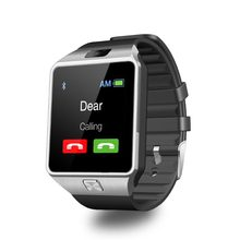 dz09 smartwatch smart watch reloj inteligente relogio bluetooth relogios android 2G GSM montre connect watches(China)