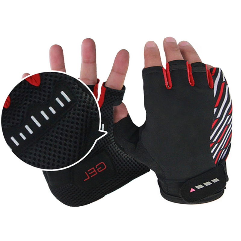 Breathable Cycling font b Gloves b font GEL Bike Racing Sport Road Mountain MTB Bicycle font