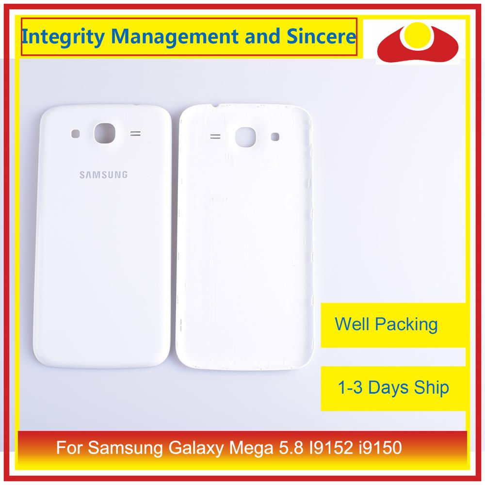 Image 2 - For Samsung Galaxy Mega 5.8 I9152 i9150 GT i9150 Housing Battery Door Rear Back Cover Case Chassis Shell Replacement-in Mobile Phone Housings & Frames from Cellphones & Telecommunications