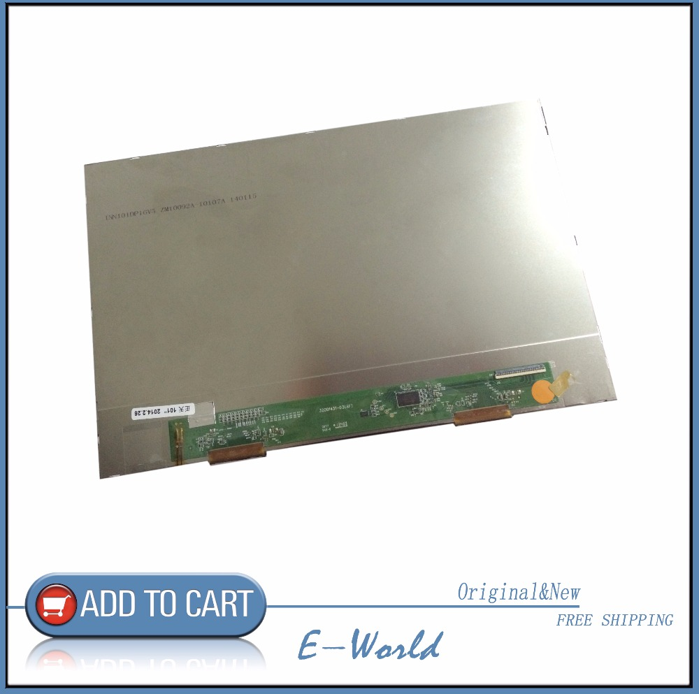 Original and New 10.1inch LCD screen LNN101DP16V5 LNN101DP1GV5 LNN101DP for tablet pc free shipping original and new 8inch lcd screen claa080wq065 xg for tablet pc free shipping
