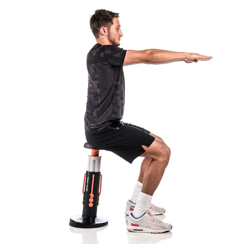 Human - Magic Fitness Exercise Hip Trainer