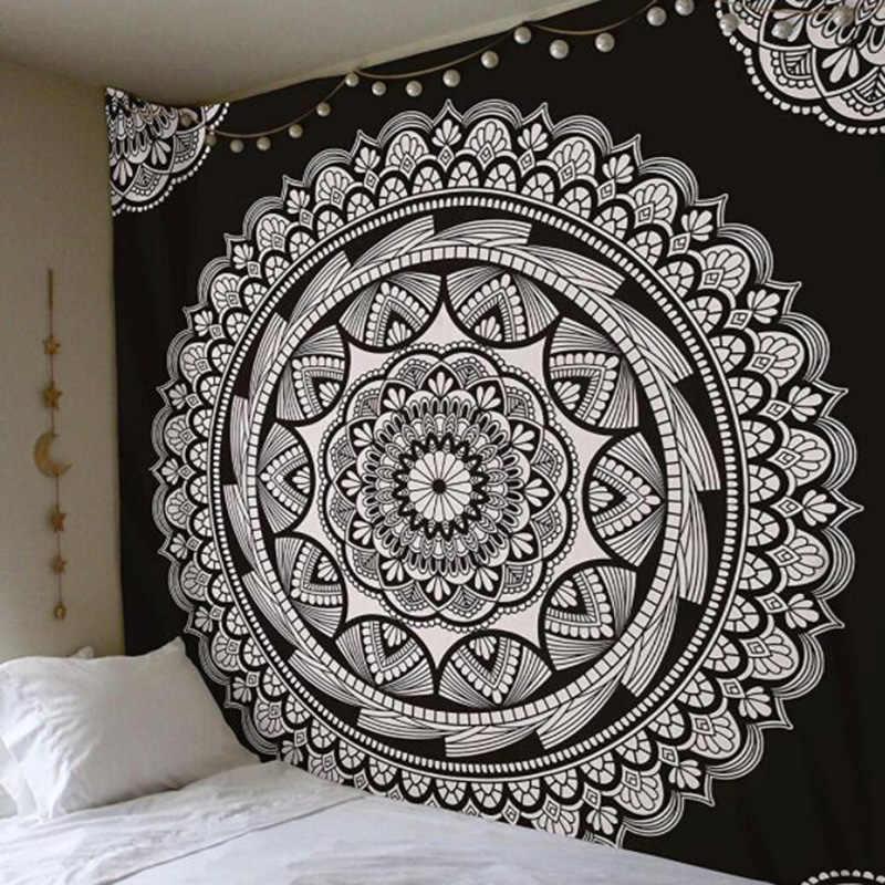 Tapestry Tapis Boheme Chique Bohemia Mandala Muur Opknoping Carpet