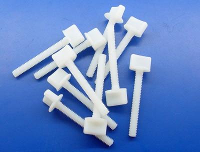 Oyuncaklar ve Hobi Ürünleri'ten Parçalar ve Aksesuarlar'de 200 adet * M4xL30 mm El Tahrikli Plastik Vidalar RC Modeli için'da  Grup 1