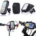 Bicicleta da bicicleta waterproof case bag guiador montar titular para iphone 6 6 s plus 5S para samsung galaxy note 4 3 s6 s5 s4 lg g4 g3 G2
